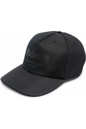 Alexander McQueen Logo-print cotton baseball cap