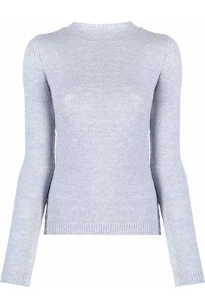 ALYSI Crewneck fitted jumper