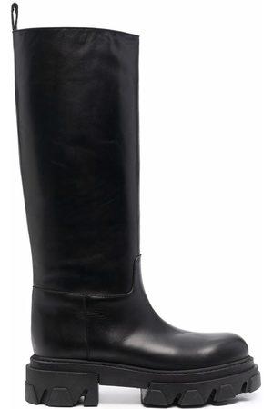 P.a.r.o.s.h. Ridged-sole boots