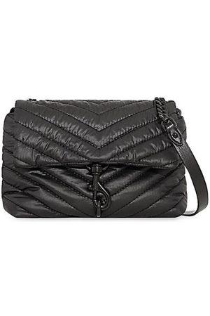 Rebecca Minkoff Edie Quilted Nylon Crossbody Bag