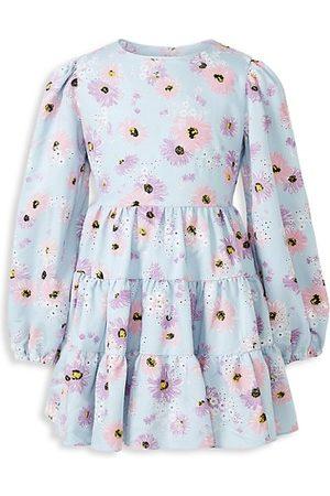 Bardot Girls Printed Dresses - Girl's Ella Floral Tiered Dress