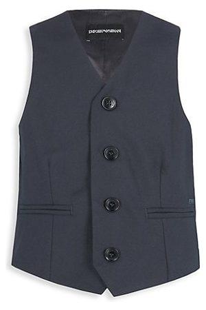 Armani Boys Camisoles - Little Boy's & Boy's Tailored Vest