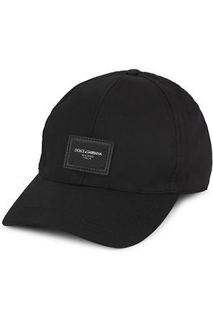 Dolce & Gabbana Men Caps - Logo Branded Plate Baseball Cap