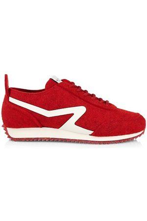RAG&BONE Sports Shoes - Retro Runner Felt Sneakers
