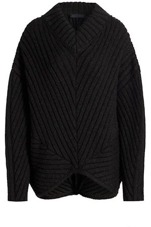 Proenza Schouler Women Jumpers - Wool Chunky Rib Sweater