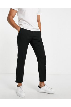 Burton Men Chinos - Burton tapered fit recycled polyester trousers in