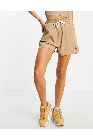ASOS Woven short with chunky drawcord
