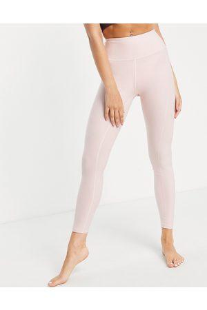 PUMA Women Leggings - Yoga Studio yogini luxe high waist 7/8 leggings in light