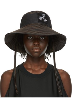 MCQ Coated Canvas Bucket Hat