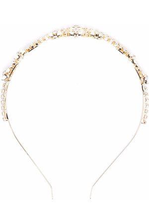 Dsquared2 Women Hair Accessories - Logo-embellished tiara