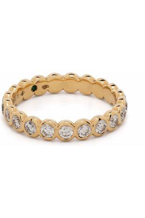 COURBET Women Rings - 18kt yellow Origine laboratory-grown diamond band ring