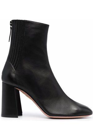 Aquazzura Tres St Honoré 85mm boots