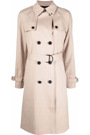 Calvin Klein Double-breasted button-fastening coat