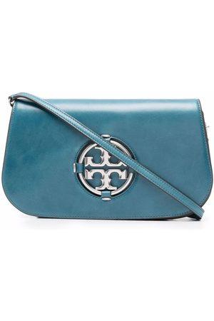 Tory Burch Miller glazed clutch bag