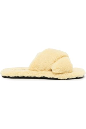 SENSO Inka V faux fur slippers