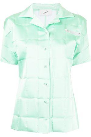 COPERNI Flou Mécanique short-sleeved shirt
