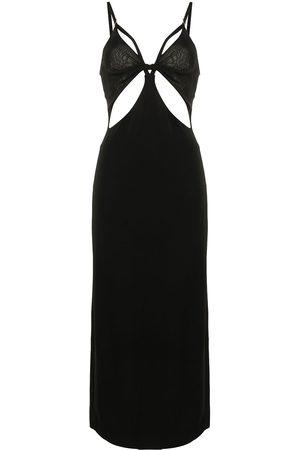 DION LEE Women Casual Dresses - SPLIT TWIST SLIP DRESS