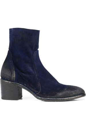 Madison.Maison Suede ankle boots
