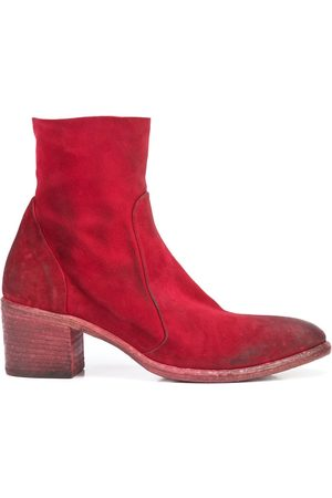 Madison.Maison Women Ankle Boots - Suede ankle boots