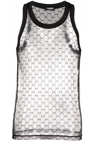 Dsquared2 Lace tank top