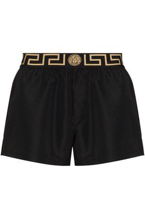 VERSACE Men Swim Shorts - Medusa-motif swim shorts