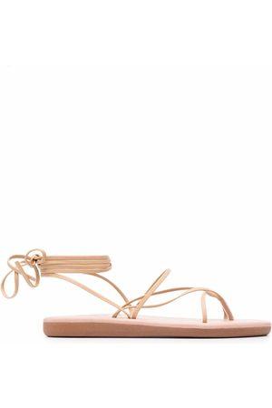Ancient Greek Sandals String flip-flop sandals