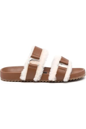 SENSO Dalley shearling sandals