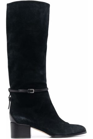 Sergio Rossi Sr Chris leather boots