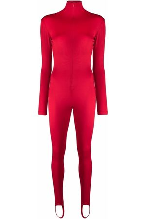 Atu Body Couture High neck full length jumpsuit