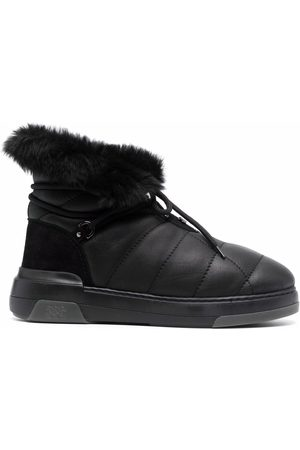 Casadei Quilted ankle boots