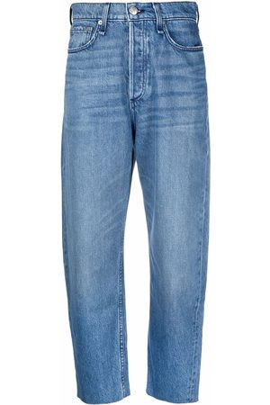 RAG&BONE Women Tapered - 90s cropped jeans