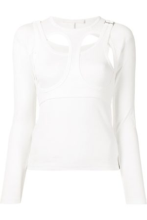 DION LEE BREATHABLE LS TOP
