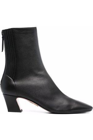 Aquazzura Tres St Honoré 55mm boots