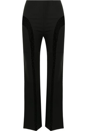 DION LEE SUSPENDED LACE PANT