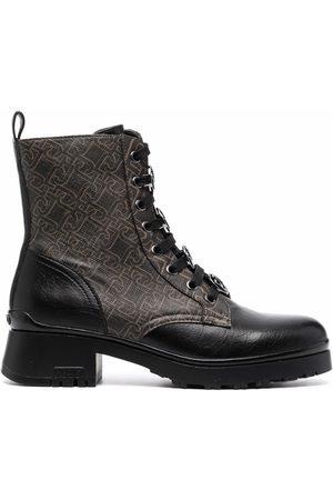 Liu Jo Women Lace-up Boots - Nacy 39 lace-up boots