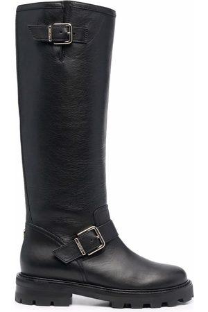 Jimmy Choo Biker II leather boots