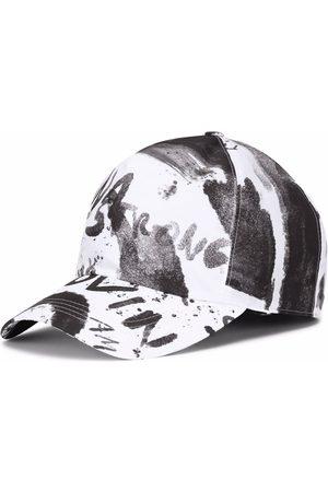 Dolce & Gabbana Women Hats - Graffiti-print cap