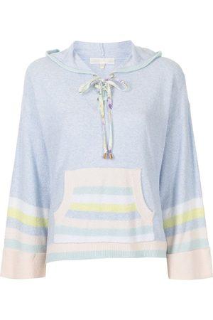 LOVESHACKFANCY Kenmore cropped hoodie