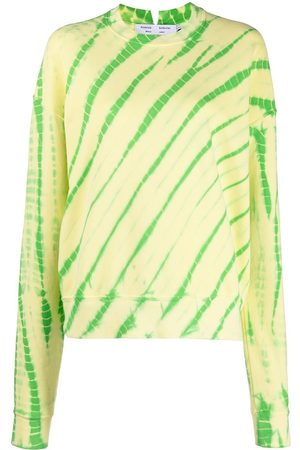 PROENZA SCHOULER WHITE LABEL Women Sweatshirts - TIE DYE SWEATSHIRT