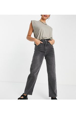 Reclaimed Women Jeans - 90's dad jean in washed