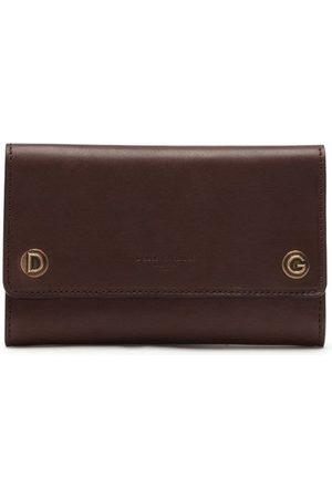 Dolce & Gabbana Men Belts - Logo-embossed leather belt bag