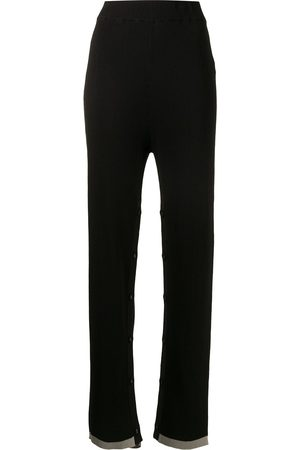 CHRISTOPHER ESBER Deconstruct knitted trousers