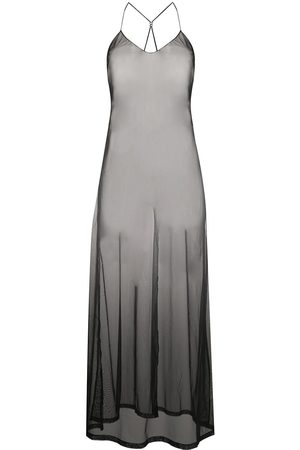 MAISON CLOSE Women Slips - Madame Rêve sheer dress