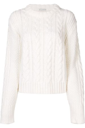 Cecilie Bahnsen Women Jumpers - Cable knit jumper