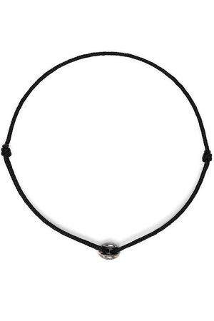 Le Gramme Bracelets - 1g vintage entrelacs cord bracelet