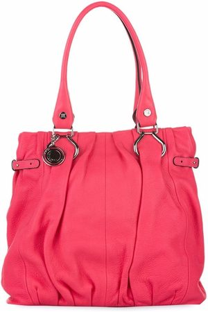 Céline Pre-owned ruched-detailing tote bag