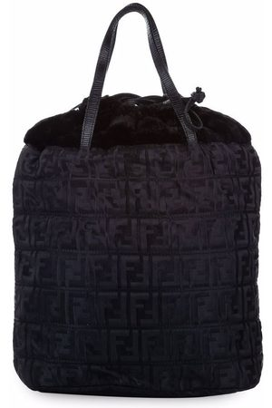 Fendi Women Handbags - Zucca pattern drawstring 2way bag