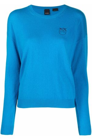 Pinko Women Jumpers - 1G167SY774 F22 LIGHT Natural (Vegetable)->Cotton