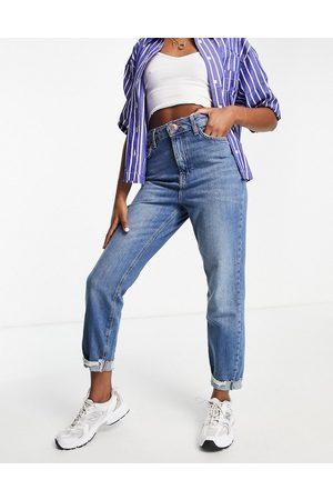 River Island Women Boyfriend - Mom jeans in mid