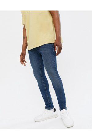 New Look Men Skinny - Super skinny jeans in mid